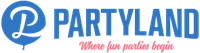 Logo Partyland